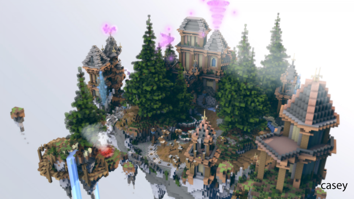 Render by CaseyMcNomNom