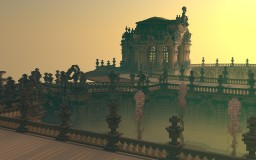 Zwinger the Rococo Palace [Aliquam] Minecraft Map & Project