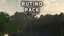 Rutino Pack v1.0.0 Minecraft Texture Pack