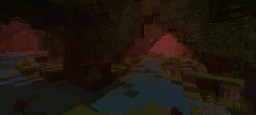 Dawn Forest Minecraft Project