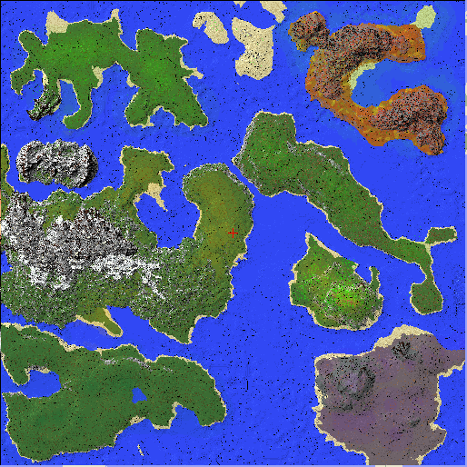 Finamia 4k 4k Map World Painter Terraforming Minecraft Project