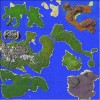 Finamia 4k*4k map World painter terraforming Minecraft Project