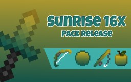Sunrise 16x Pvp Pack Release! [SHORT SWORD] [FPS] [PotPvp, Skywars, Bedwars, More!] Minecraft Texture Pack