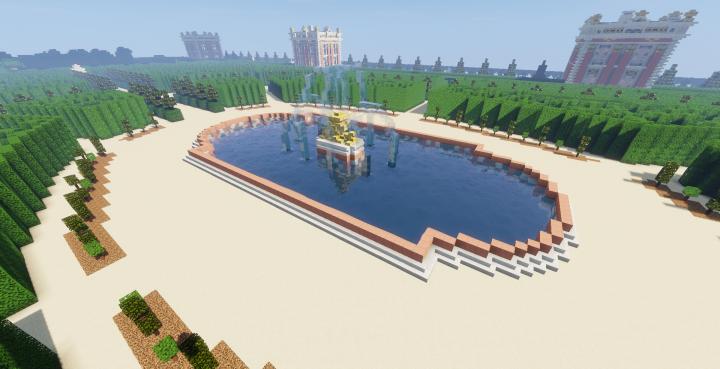 Fontaine du Senat