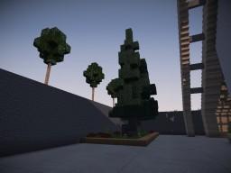 Ultra Modern A-Frame House Minecraft Project