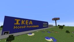 IKEA HQ Minecraft Map & Project