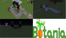 Système Redstone botania 1.11.2 Minecraft Map & Project