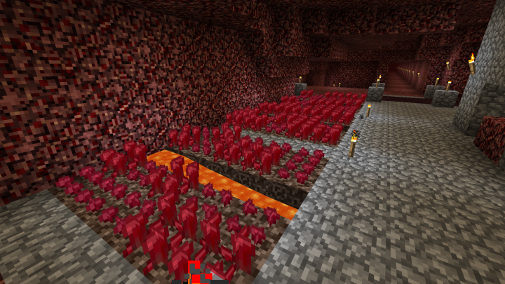 day 910 - nether wart farm