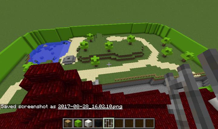 Super Mario 64 Map~ Minecraft Project