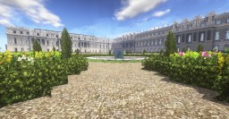 Versailles: Parterre du Midi #WeAreConquest Minecraft Project