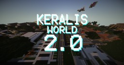 KERALIS WORLD 2.0: MODERN CITY Minecraft Project