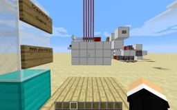 8 Small Redstone Contraptions Minecraft Map & Project