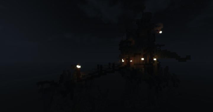 Spooky night shot
