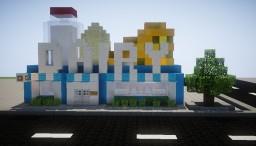 🌿🐮Bamdâd Dairy shop🐮🌿 Minecraft Map & Project