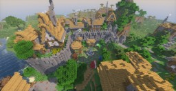 GinderHowl City Minecraft