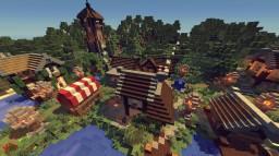 Medieval Buildings#5 Simple Village Minecraft Project