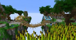 SkyBlock Spawn [+ DOWNLOAD] Minecraft Map & Project