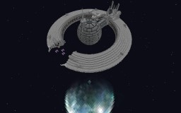 Trade Federation Lucrehulk-class Droid Control Ship Minecraft Map & Project