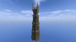 Mini-Orthanc Minecraft Project