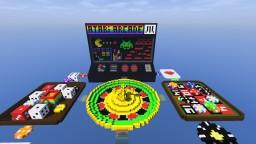 Casino Mashup PvP Arena Minecraft Project