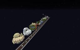 StarWarsPlanetPack Minecraft Project