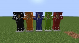 Leather Armor Upgrade (For PVP on servers) Minecraft Texture Pack