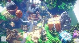 Faction Spawn (Party Theme) Minecraft Map & Project
