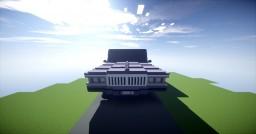 1990 Mercury Grand Marquis Wagon Minecraft Project