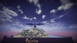 BALERION the black Dread from GameOfThrones (ConquestReforged) Minecraft Project