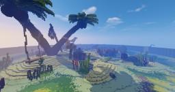 -II Hub Pirate II- Minecraft Map & Project