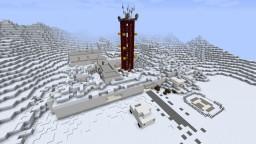 Antarctic Base Minecraft Map & Project