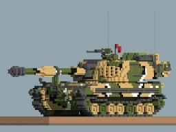 R.O.K.A K-55A1 [M109A2K] Minecraft Project