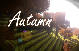 🍁AUTUMN FEELING !! - 🎃 👻 Rangercraft AUTUMN 🍃 🍂 🍁  | Feel the forest  | 1.12  | Better Skies | Random Mobs | CTM Minecraft Texture Pack