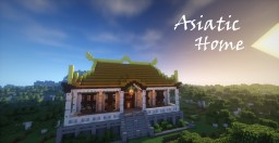 Asiatic House by Highland_Adrift (With Download!) Minecraft Project