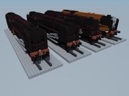 BR Standard Class 9F + Murdoch Minecraft Project