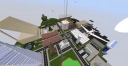 BroCity Minecraft Map & Project