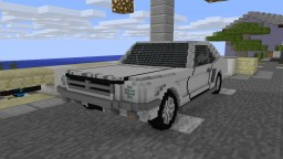 1964 1/2 Ford Mustang Minecraft