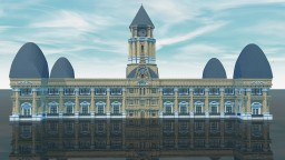 [GN] Main academic building of University Minecraft