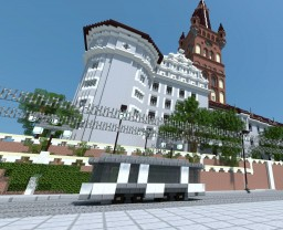 the Royal Castle Minecraft Project