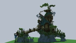 Marshland Home Minecraft Map & Project