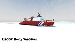 USCGC Healy (WAGB-20) REWORK Minecraft Map & Project