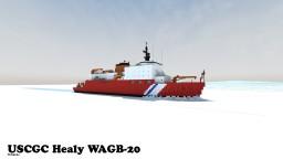 USCGC Healy (WAGB-20) REWORK Minecraft Project