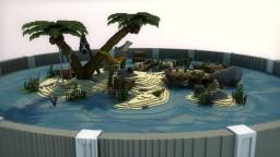 -II Hub Pirate II- Minecraft Project