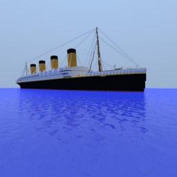 RMS Atlantic Minecraft Project