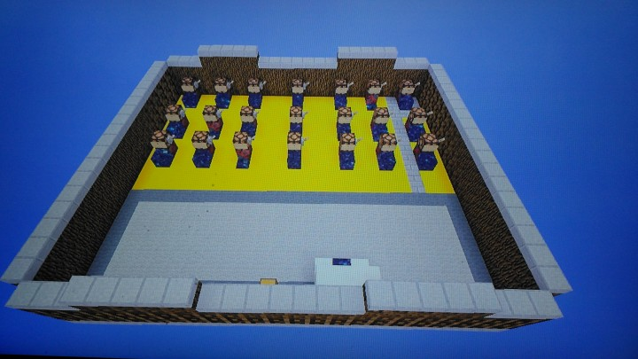 Modded SkyBlock Map Minecraft Project
