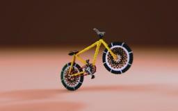Legit flippin bike Minecraft Map & Project