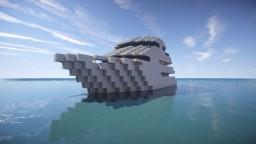 My MC Yacht S.S. Seadog!!!! Minecraft Map & Project