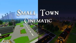 Minecraft PS4 Small Town Map [Cinematic] Minecraft Map & Project