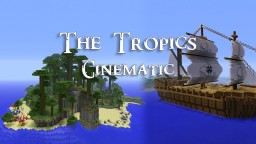 Minecraft PS4 The Tropics Map [Cinematic] Minecraft Map & Project