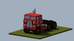 International transtar ii [Giant model] Minecraft Map & Project